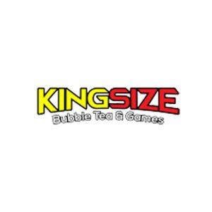 KINGSIZE BUBBLE TEA AND GAMES