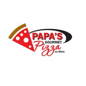 PAPAS GOURMET PIZZA