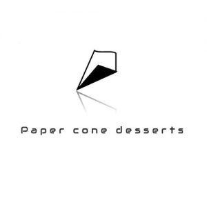 PAPER CONE DESSERTS