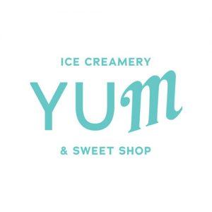 YUM ICE CREAMERY AND SWEET SHOP
